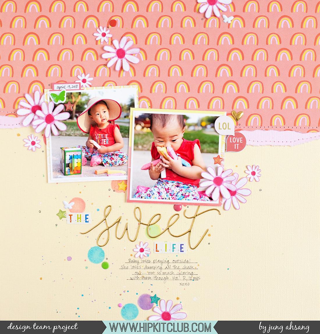 ahsang HKC sweetlife 1